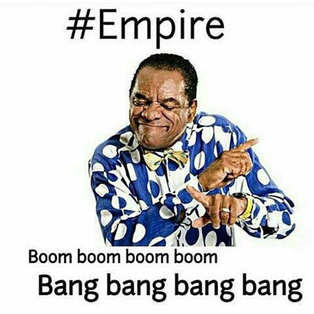 #empire empire meme FOXTV Luscious Pops Bang Boom