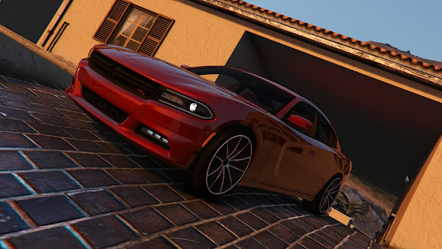 Dodge Charger RT 2015 para GTA 5