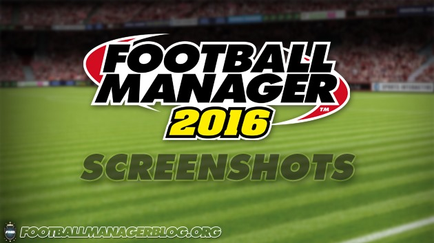 Football Manager 2016 Screenshots