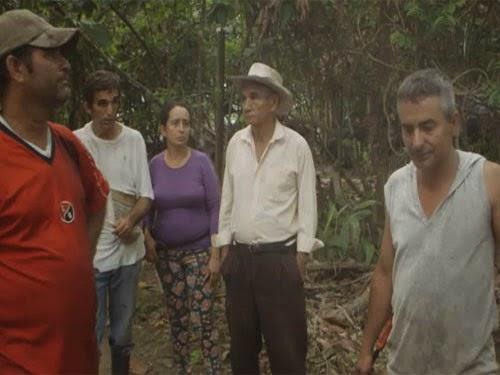 USO Arauca unidos con las comunidades desalojadas por la Oxy