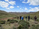 Birding Sani Pass (photo by Clare)