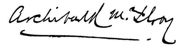 McIlroy Signature