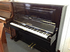 Bechstein model 10 upright piano