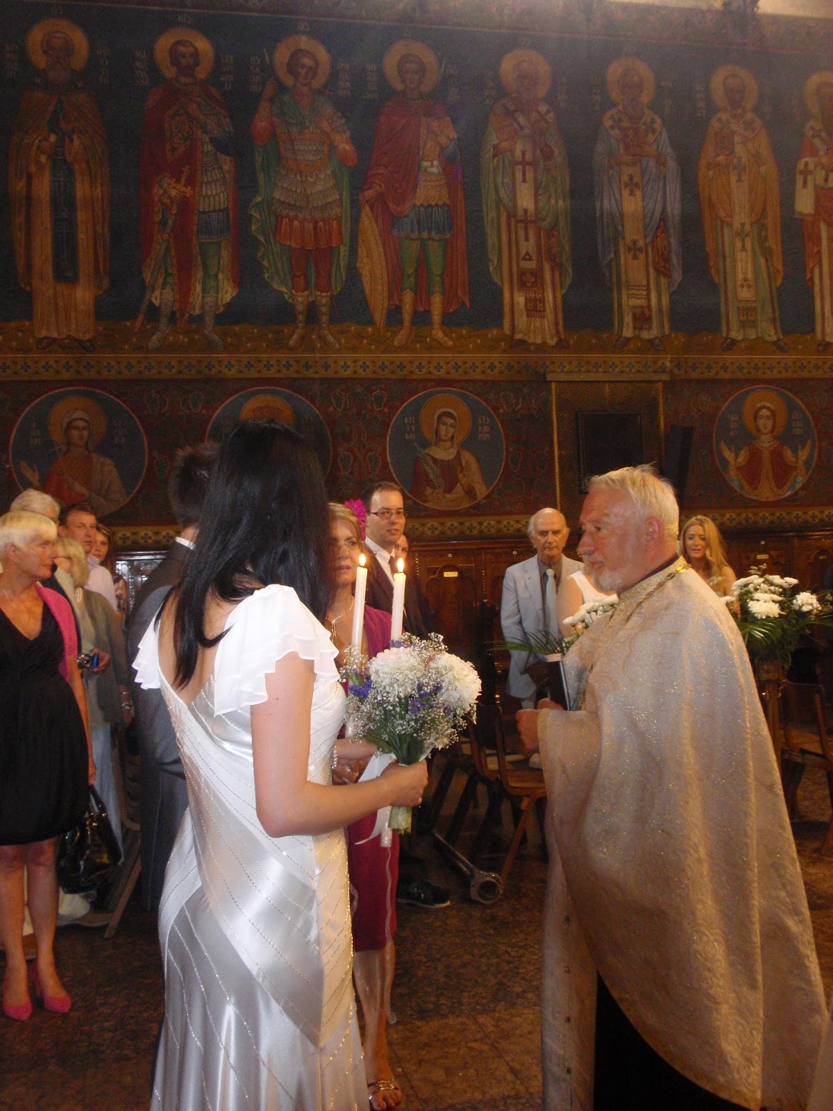 Bulgarian-English wedding