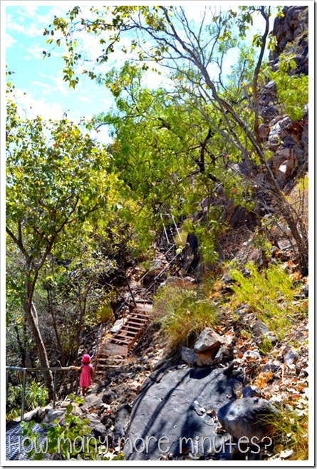 Katherine Gorge - Baruwei Lookout | How Many More Minutes?