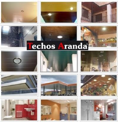 Techos aluminio Palencia