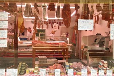 Carniceria en Sto. Domingo de la Calzada