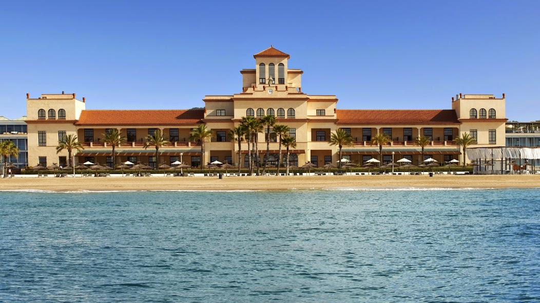 Glatt Kosher Pesach 2015 in Le Meridien Ra Beach Hotel Costa Dorada Spain - Hosted by TourPlus