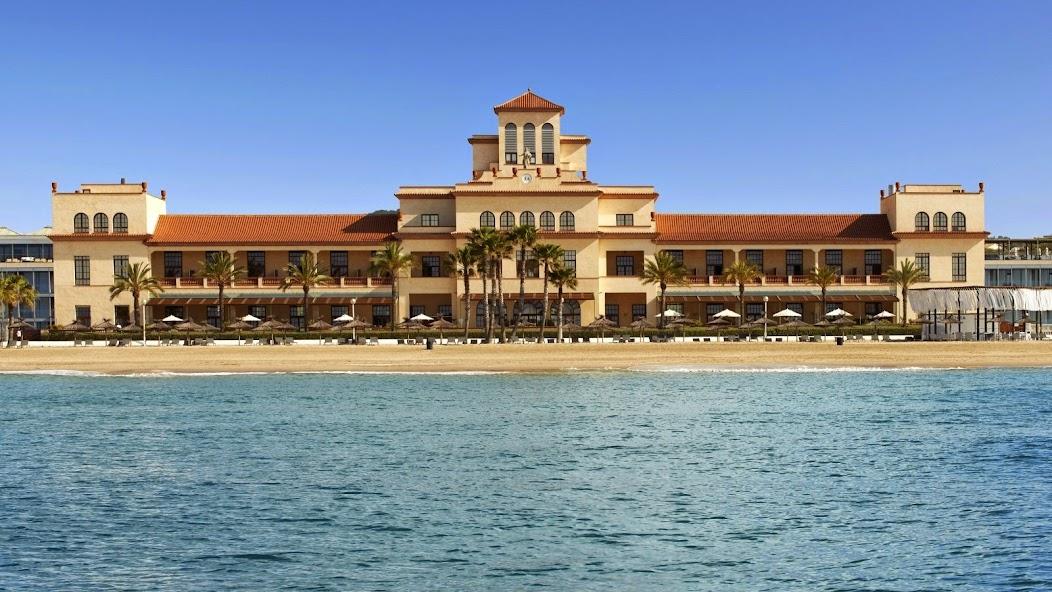 Glatt Kosher Pesach 2015 in Le Meridien Ra Beach Hotel Costa Dorada Spain - Hosted by TourPlus