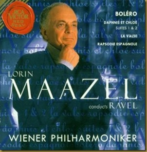 Ravel Rapsodia  Maazel Viena