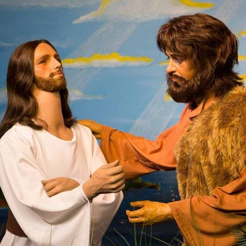 Ohio's BibleWalk Museum is Made Up Of Discarded Celebrity Wax Figures