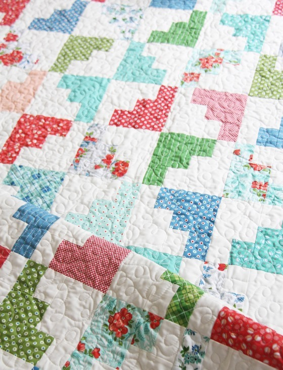 Hello March Quilting