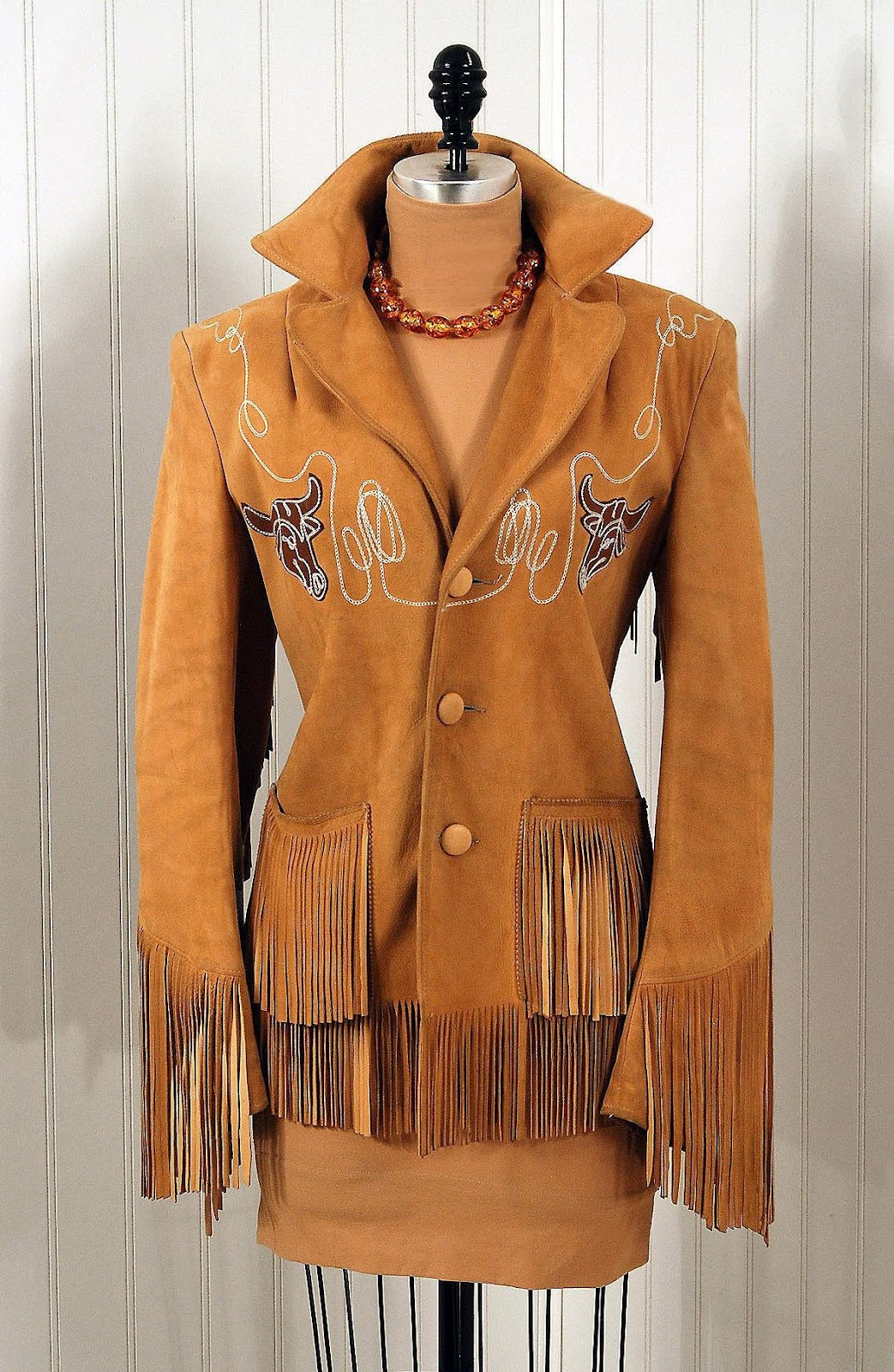 Fringe Rockabilly-Cowgirl