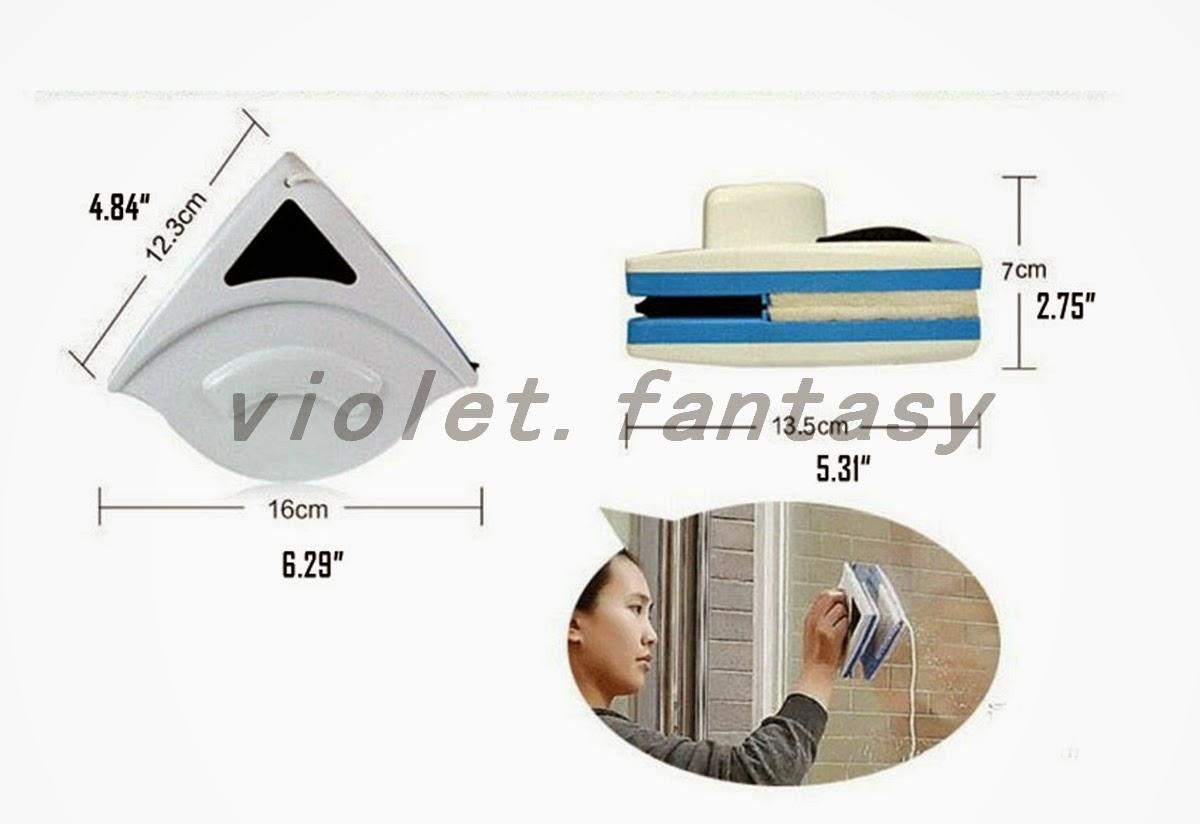 nettoyeur nettoyant brosse raclette magn tique nettoyage. Black Bedroom Furniture Sets. Home Design Ideas