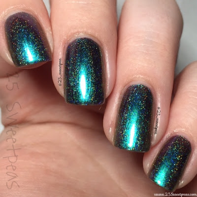 simple and quick nails for a night out  25 sweetpeas