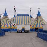 cirque du soleil in Montreal, Quebec, Canada