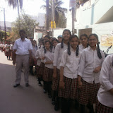 Field Trip of Santosh Nagar (Girls) Branch