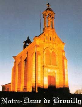 photo de Notre-Dame de Brouilly