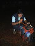 Investidura Rover Scout de Jorge