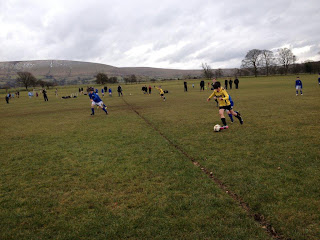 Harry - Action shots Clitheroe Wolves