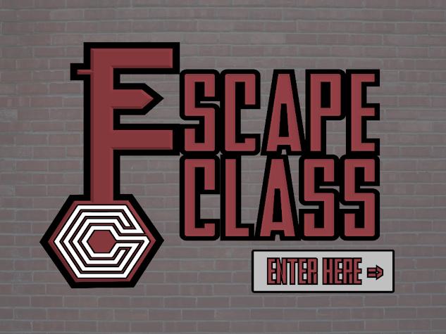 Escape Class -- Classroom Activity Amplifier App Screenshot