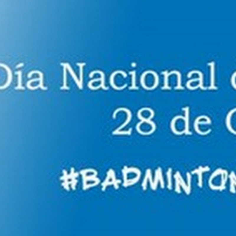 Día Nacional del Bádminton