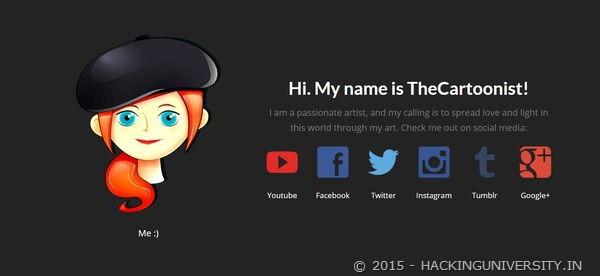 the cartoonist online tool
