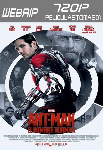 Ant-Man: El hombre hormiga (2015) [WEBRip 720p/Subtitulada]