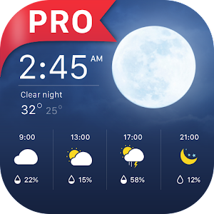 Daily weather forecast pro