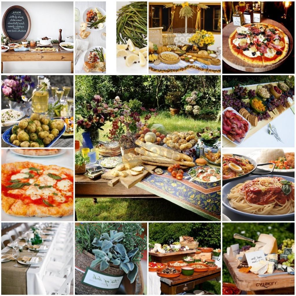 rustic foods, Italian,