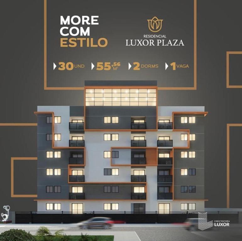 Apartamento com 2 dormitórios à venda, 55 m² por R$ 189.900 - Portal do Sol - João Pessoa/PB