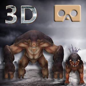 Monster shooting game 3D APK