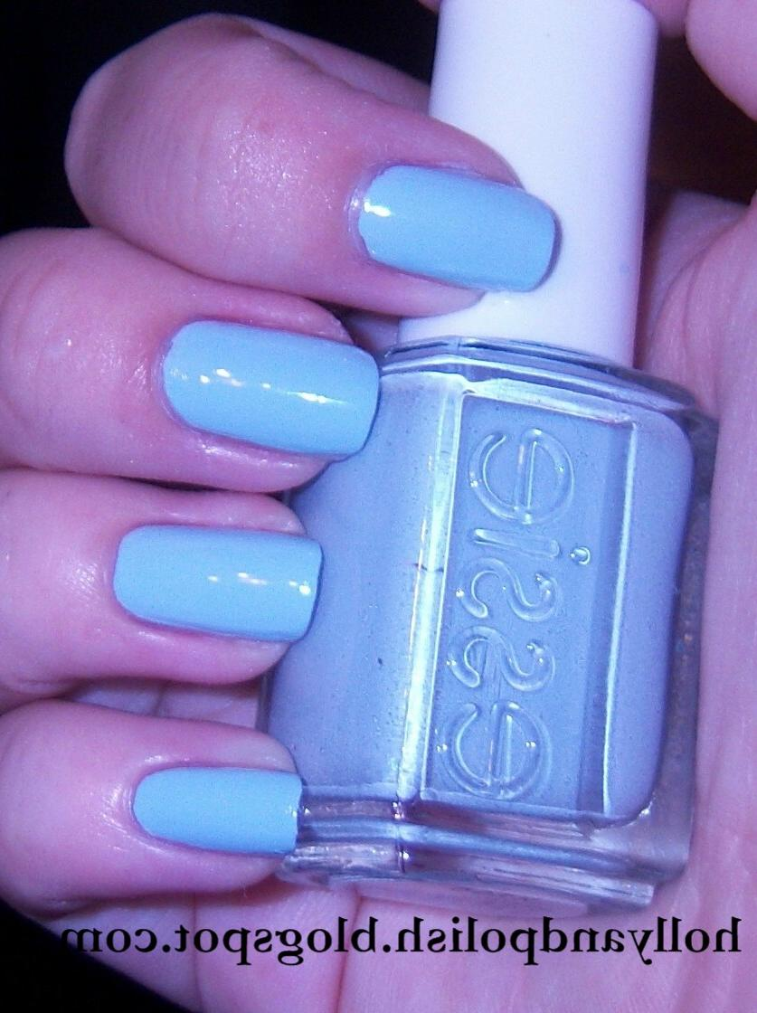 a light sky blue creme.