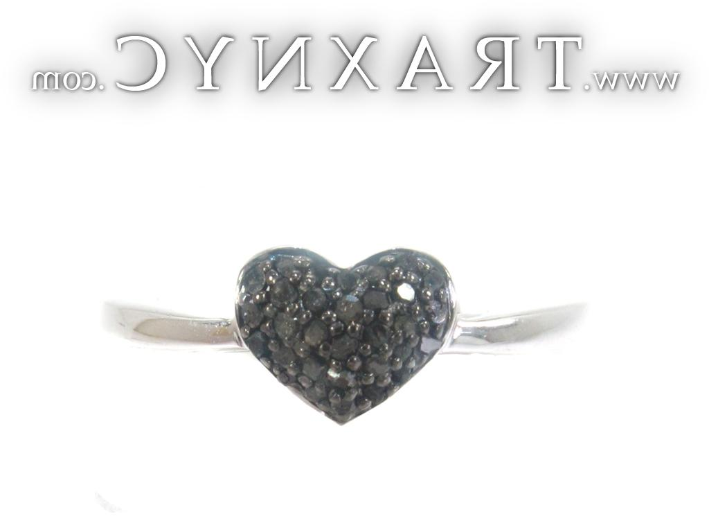 Diamond Heart Ring 27436