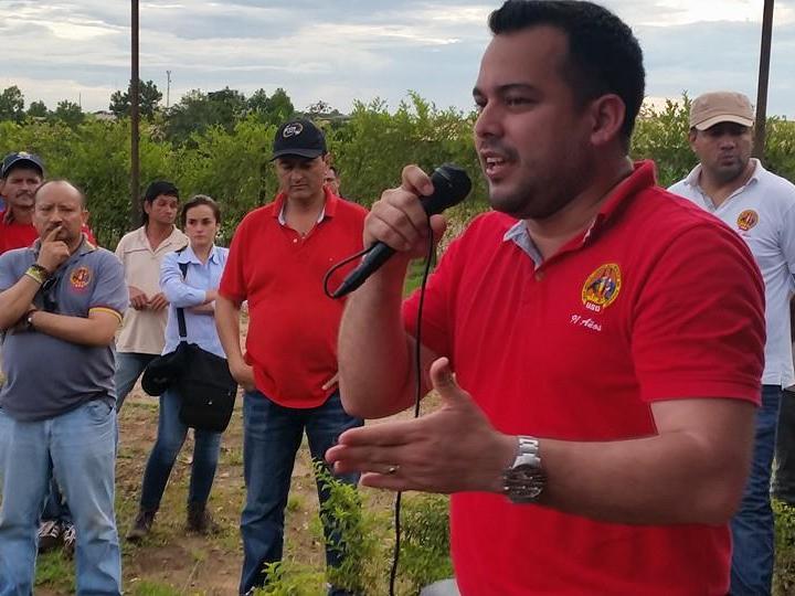 Entrevista a Edwin Palma, vicepresidente de la USO sobre acuerdo de escalafón
