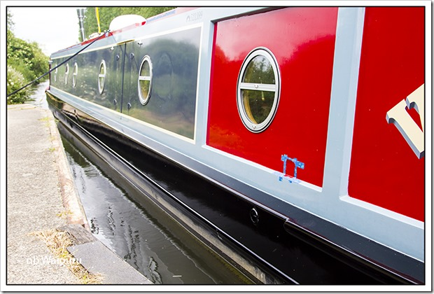 port black gunwale