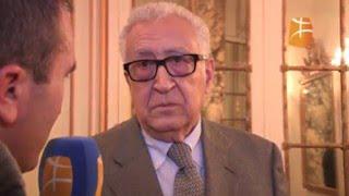 Pressenti comme successeur de Bouteflika : La réponse de Lakhdar Brahimi