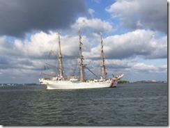 NYC schooner