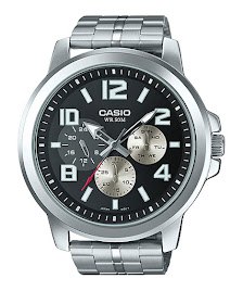 Casio Standard : MTP-X300D