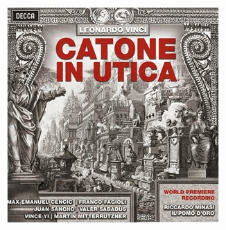 CD REVIEW: Leonardo Vinci - CATONE IN UTICA (DECCA 478 8194)