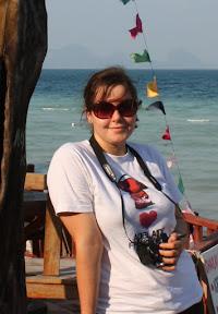 Jenny at Mayalay Resort