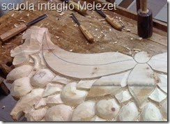 scultura e intaglio su legno