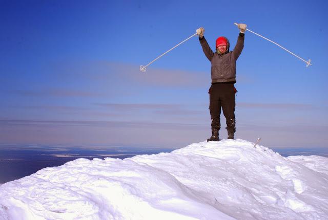 Лыжный поход на Приполярный Урал