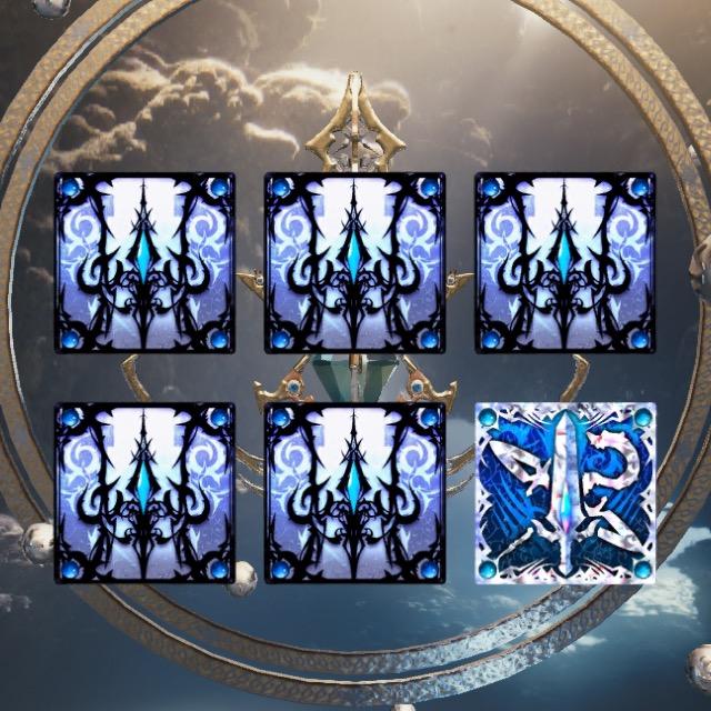 メビウスFFクラスチェンジ召喚侍踊り子星4当たりパネル