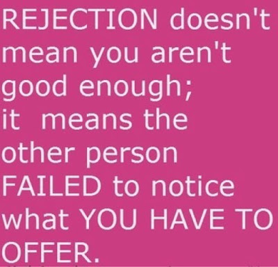 TIPS RASULULLAH SAW HANDLE REJECTION