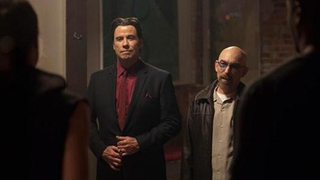 John Travolta and Jackie Earle Haley - Criminal Activities