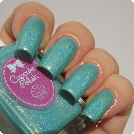 Cupcake Polish What In Carnation? @peebeforepolish blog