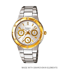 Casio Sheen : SHE-5021SG