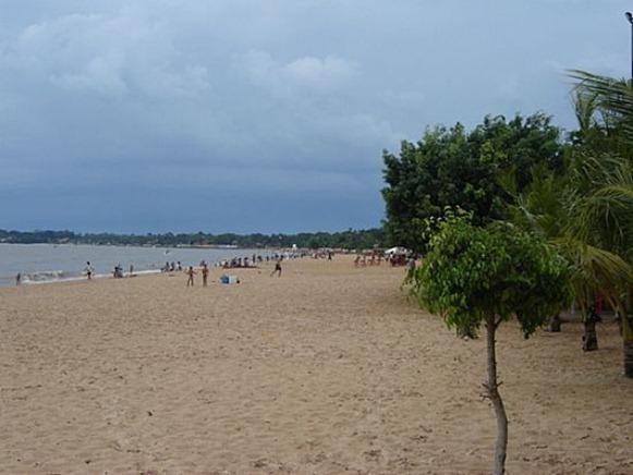 Praia do Farol - Ilha de Mosqueiro, Belém do Parà,foto: Ariezinho
