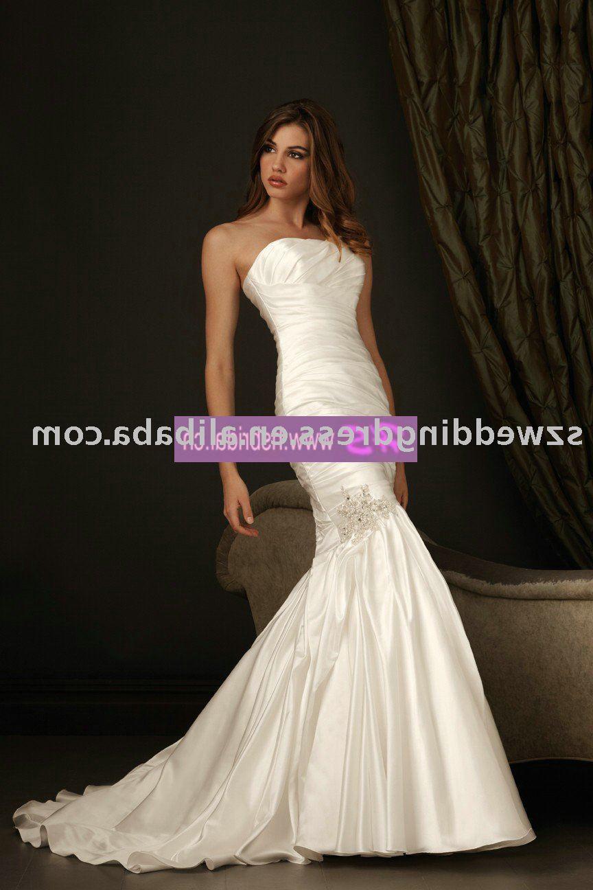 Buy wedding dress 2011 mermaid
